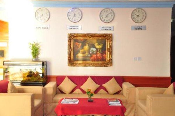 Bahrain Carlton Hotel - фото 6