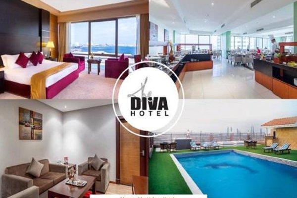 Hotel Diva - фото 18
