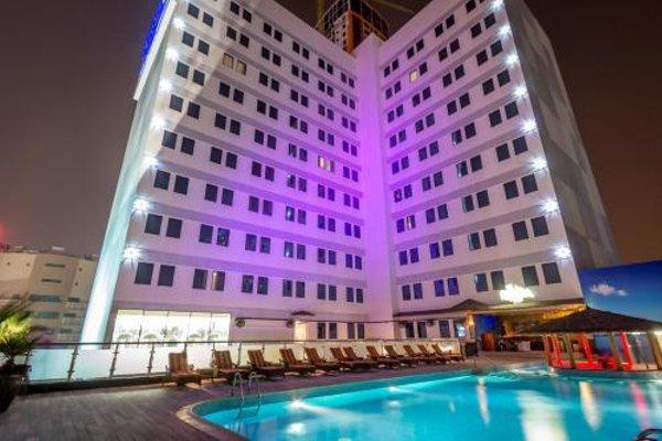 Elite Crystal Hotel - фото 23