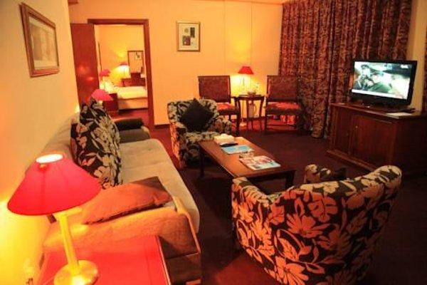 Mirador Hotel - фото 4