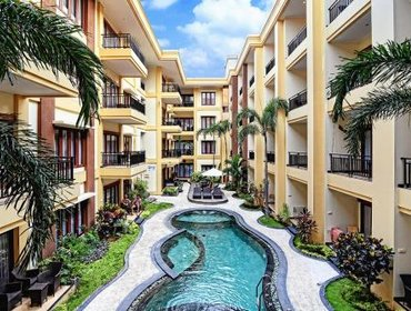 Апартаменты Kuta Town House Apartments