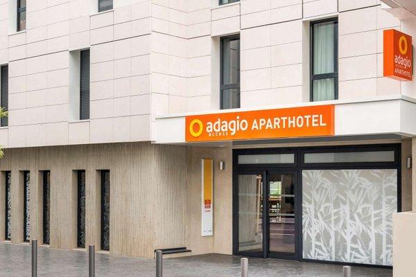 Aparthotel Adagio access Colombes La Defense - фото 21