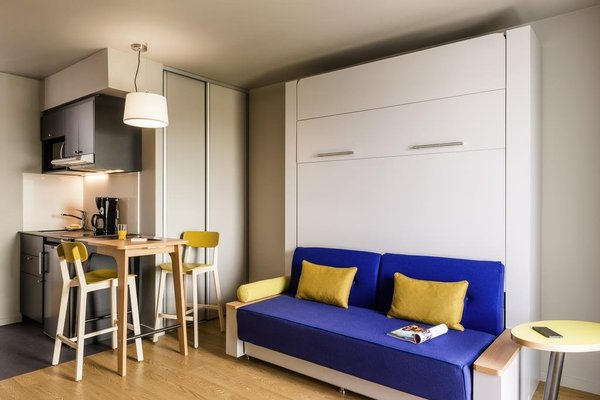 Aparthotel Adagio access Colombes La Defense - фото 9