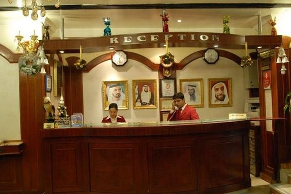 Panorama Hotel Bur Dubai - фото 16