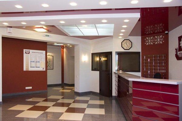 Отель «Онежский замок» - фото 15