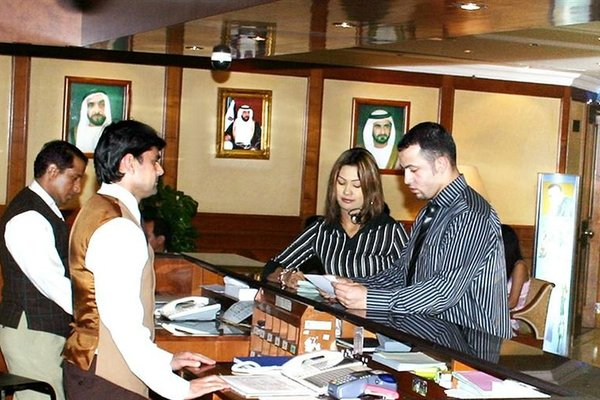 Panorama Hotel Deira - фото 11