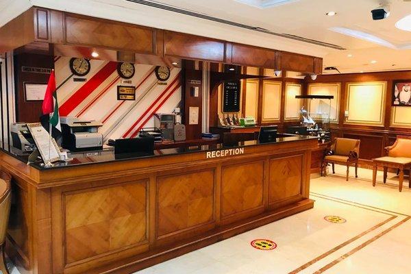 Panorama Hotel Deira - фото 9