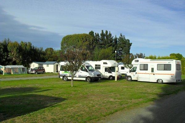 Waitaki Waters Holiday Park - фото 11