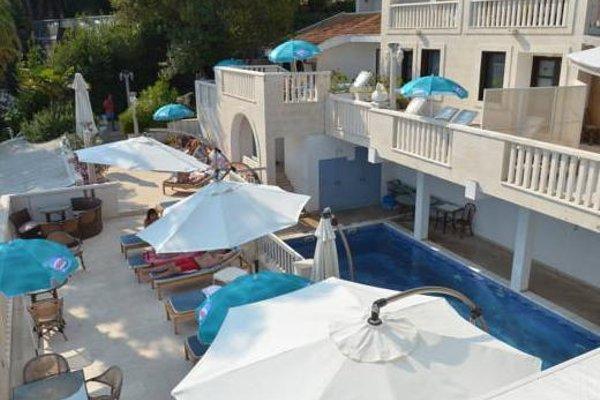 Hotel Vila Aleksandar - фото 16