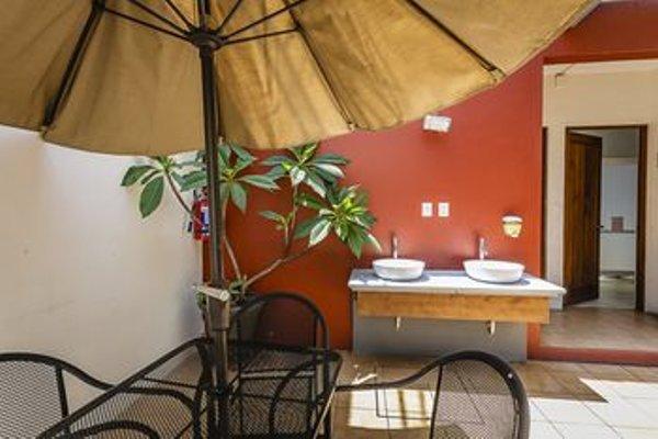 La Leyenda Hostel - фото 13