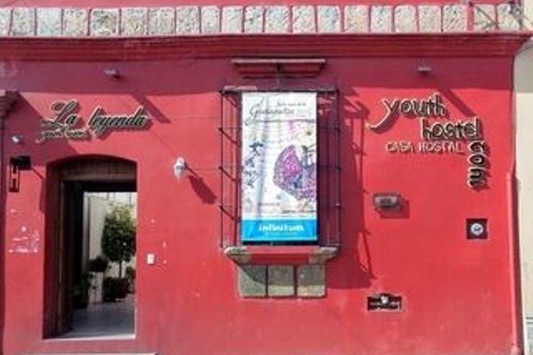 La Leyenda Hostel - фото 21