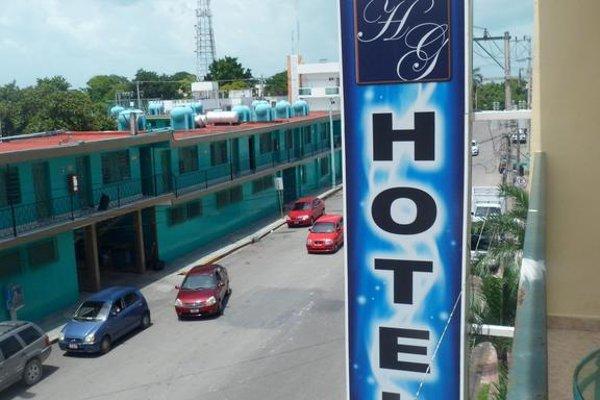Hotel Gandhi - фото 13
