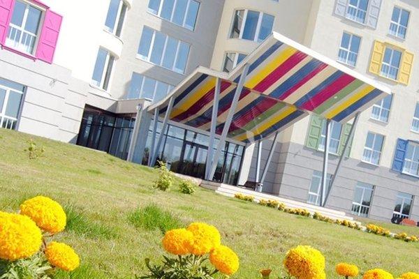 Гостиница Берега - фото 23