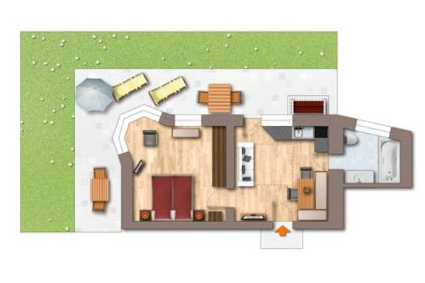Apartmenthaus Katharina - фото 13
