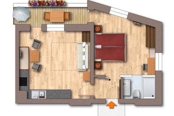 Apartmenthaus Katharina - фото 23