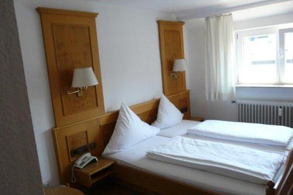 Hotel-Restaurant Waldhorn - фото 24