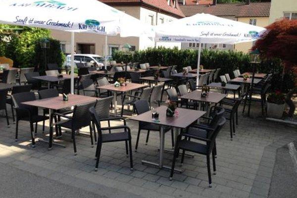 Hotel-Restaurant Waldhorn - фото 12