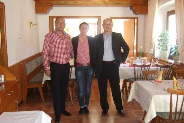 Hotel-Restaurant Waldhorn - фото 14