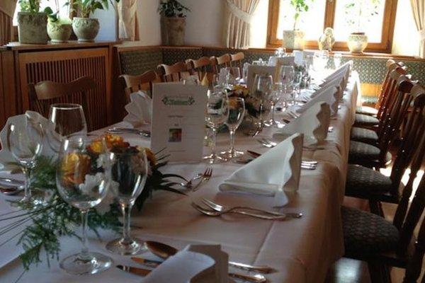 Hotel-Restaurant Waldhorn - фото 16