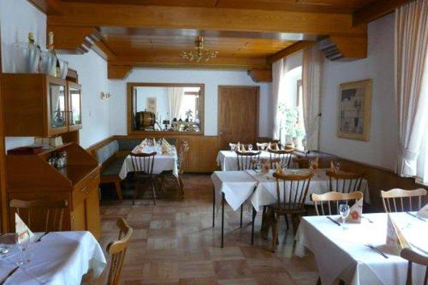 Hotel-Restaurant Waldhorn - фото 17