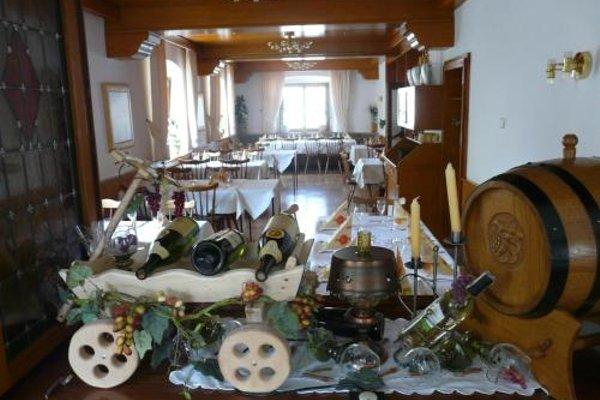 Hotel-Restaurant Waldhorn - фото 18