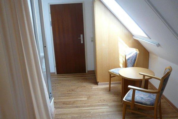 Hotel-Restaurant Waldhorn - фото 19