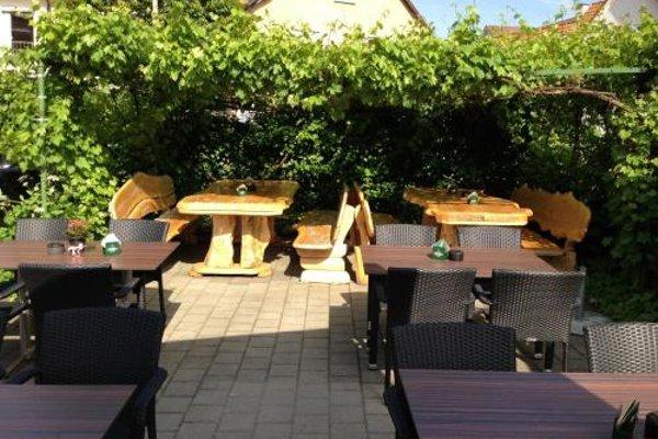 Hotel-Restaurant Waldhorn - фото 21