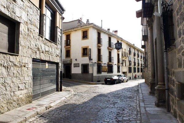 Hostal Alcantara - фото 23
