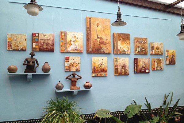Casa Rural Arte y Descanso - фото 19