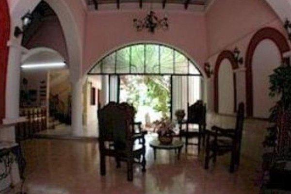 Hotel San Juan Merida - 10
