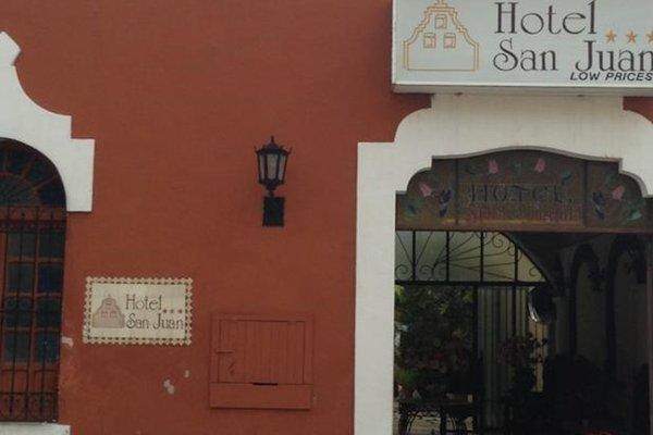 Hotel San Juan Merida - 15