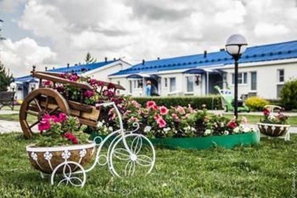Аэроград Отель - фото 20