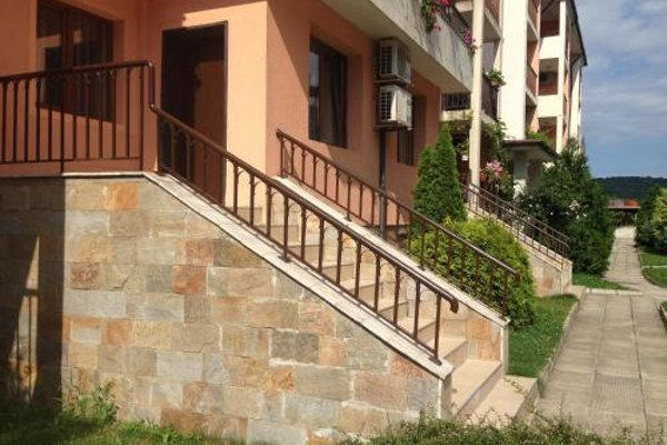 Gardenia Apartments - фото 50