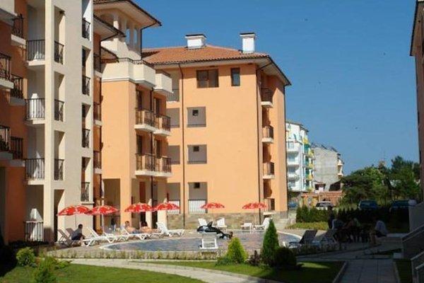 Gardenia Apartments - фото 23