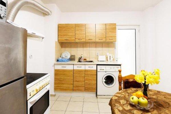 Samuil Apartments - фото 13