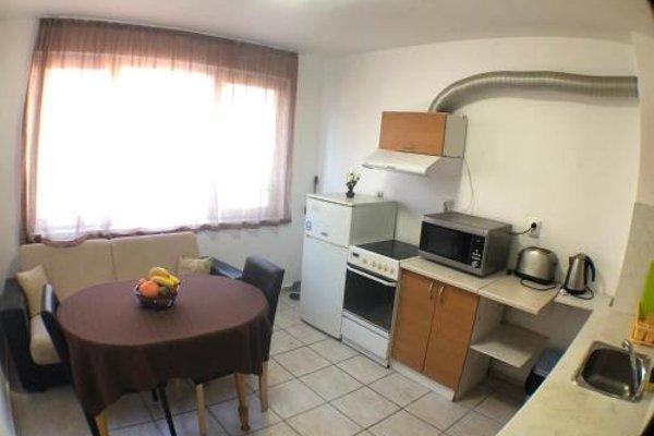 Samuil Apartments - фото 16