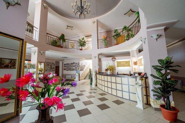 Отель «Вавилон» - фото 16