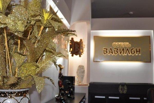 Отель «Вавилон» - фото 20