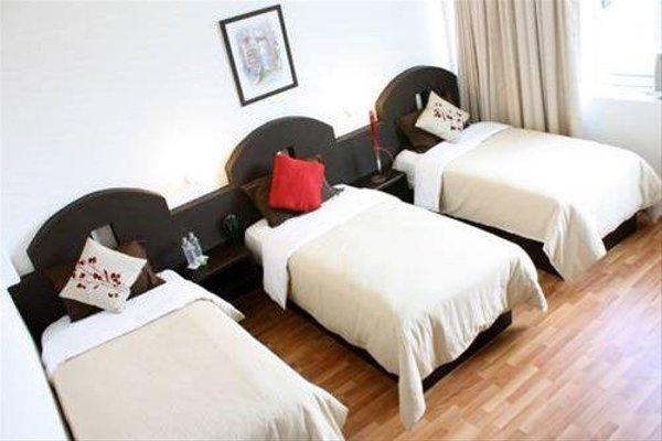 Hi Hotel Impala Queretaro - фото 50