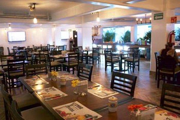Hi Hotel Impala Queretaro - фото 12