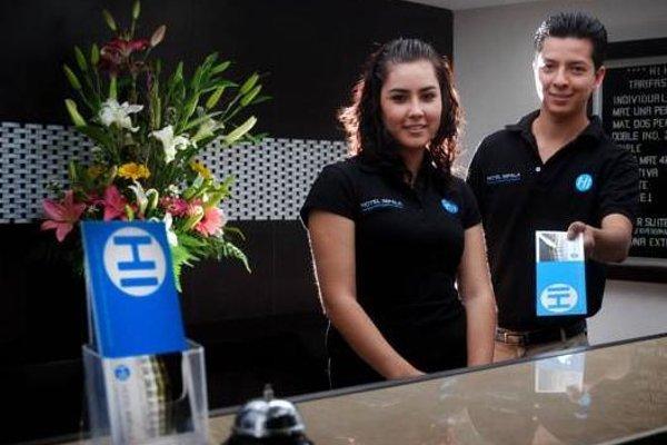 Hi Hotel Impala Queretaro - фото 14