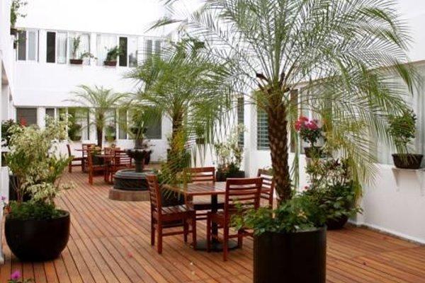 Hi Hotel Impala Queretaro - фото 21