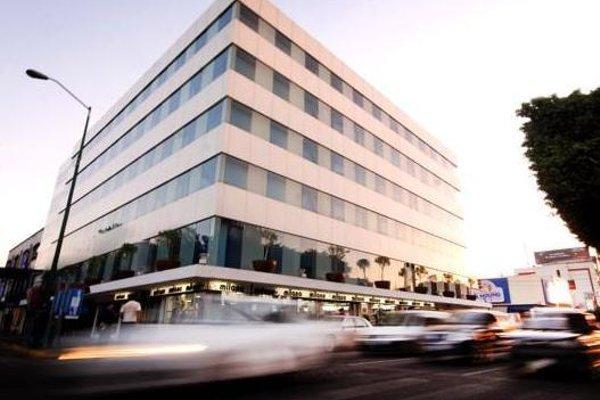 Hi Hotel Impala Queretaro - фото 22