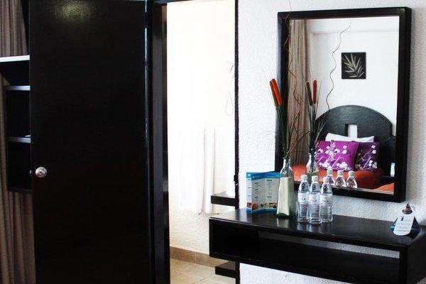 Hi Hotel Impala Queretaro - фото 4