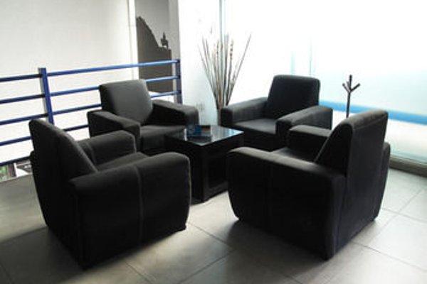 Hi Hotel Impala Queretaro - фото 6