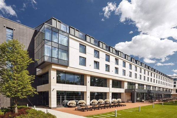 DoubleTree by Hilton Hotel & Conference Centre Warsaw - 50