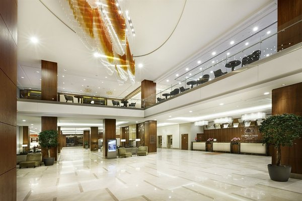DoubleTree by Hilton Hotel & Conference Centre Warsaw - 14