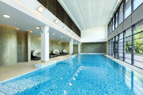 DoubleTree by Hilton Hotel & Conference Centre Warsaw - 16