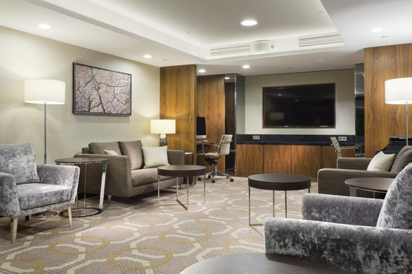 DoubleTree by Hilton Hotel & Conference Centre Warsaw - 7