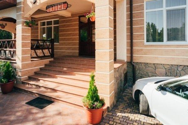 Отель «Reiss» - фото 19